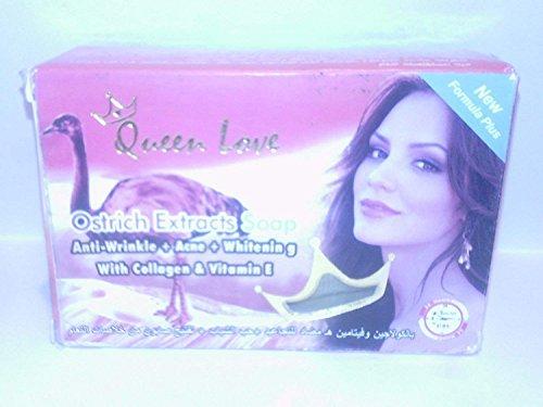 Savon Extrait huile d'Autruche/Ostrich Extracts Soap 135g