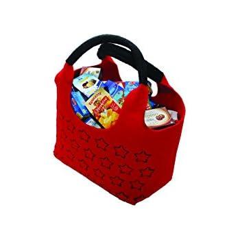 Tanner - 400411 - jeu d'imitation - panier de courses garni - accessoire marchande