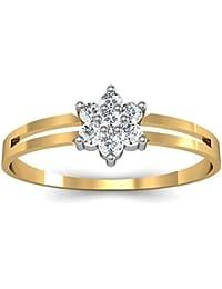 Avsar 14k (585) Yellow Gold Ring