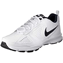 Nike T-Lite Xi Sp15 - Zapatillas para hombre, BLANCO NEGRO, 43