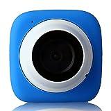GOZAR Vision-780 WiFi Sport Selfie Fotocamera Auto Dvr Dash Cam Impermeabile 4G Built-in Memoria - Blu
