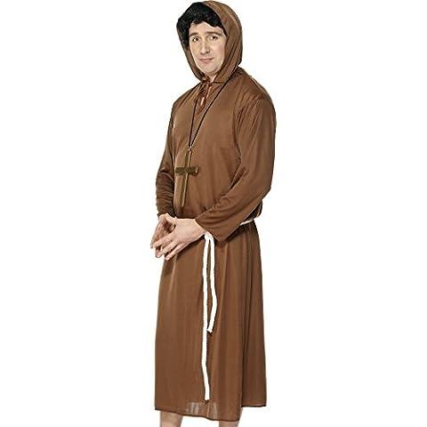 Smiffy's - Disfraz de monje para hombre, talla UK 40 (20424M)