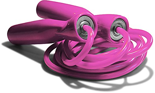 Excellerator PV002W Corde à Sauter Rose