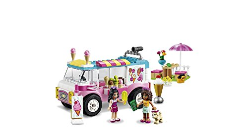 31 80 lego juniors 10727 emmas eiswagen spielzeug fr. Black Bedroom Furniture Sets. Home Design Ideas