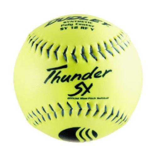 ssa 12Slow Pitch Softball (One Dozen) by Dudley ()