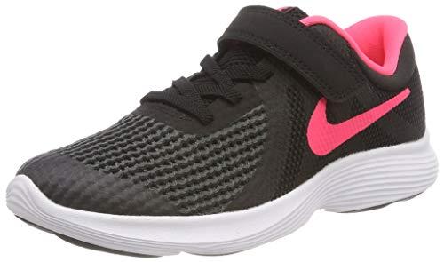 Nike Unisex-Kinder Revolution 4 (PSV) Sneaker Mehrfarbig (Indigo 001) 31 EU