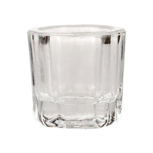 Preisvergleich Produktbild Klarglas Dappen Geschirrspüler Schale Tasse Nageldesign Acrylice Flüssigkeit Powde Art Prophy