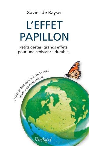 L'effet Papillon: A Petites Causes, Grands Effets