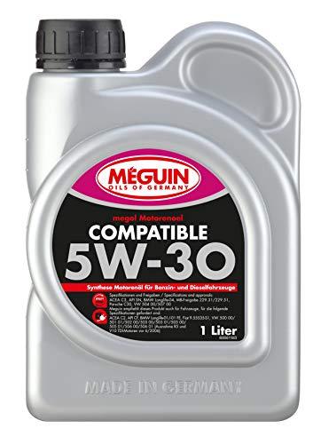 Olio Motore Meguin Compatibile - 1 litro