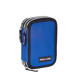 Pro-Dg- Plumier, Color Azul, 21 cm (Karactermanía 56888)