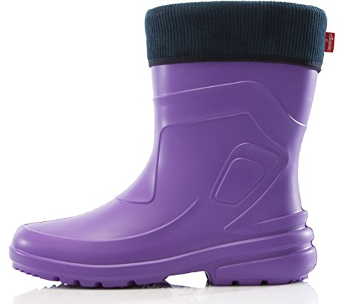 Lemigo Lightweight EVA Thermo Rubber Wellington Boots Jessy 800-2017