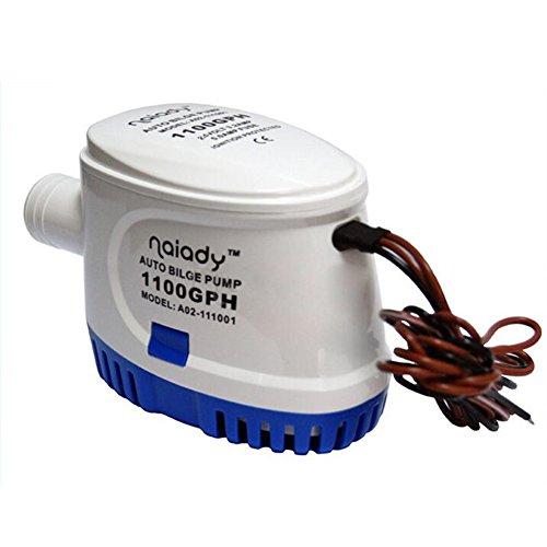 Rungao 24V Marine-Wasserpumpe, automatische Wasserpum… | 00644747114516