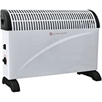 Oypla Electrical 2 KW Convector Heater - Wall Mounted Or Standing