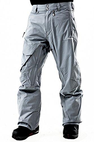 Volcom Herren Snowboard Hose Ventral Pants (Orange Volcom Hose Snowboard)