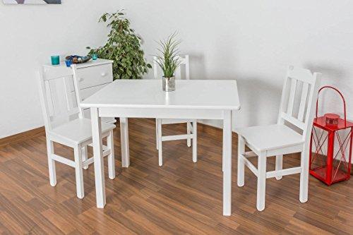 K chentisch vollholz bestseller shop f r m bel und for Esszimmer tische vollholz