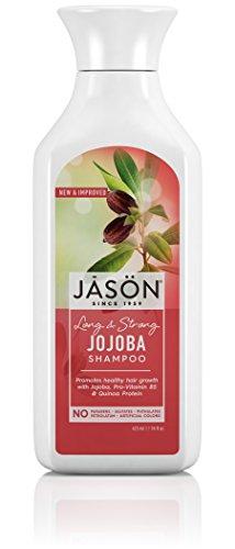 Jason Natural Products Natural Jojoba Shampoo; Extra rich 473 ml