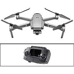 """DJI Mavic 2 Zoom - Dron con Sensore de 1/2,3"""" y 12 mp, Lente con Zoom Óptico 2x, Foto y Video desde Cualquier Perspectiva, Llega hasta una distancia de 8 km"""