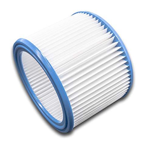 vhbw Filter passend für Stihl SE 50, SE 60 C/E, SE 61, SE 85 C, SE 90, SE 100, SE 121 E, SE 122 E, SE 161 E Industriesauger - Patronenfilter Zubehör