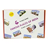 Famous Places Of India Hungry Brain Flash Cards