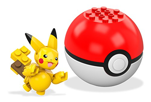 Mega Construx Pokemon Pikachu Building Set