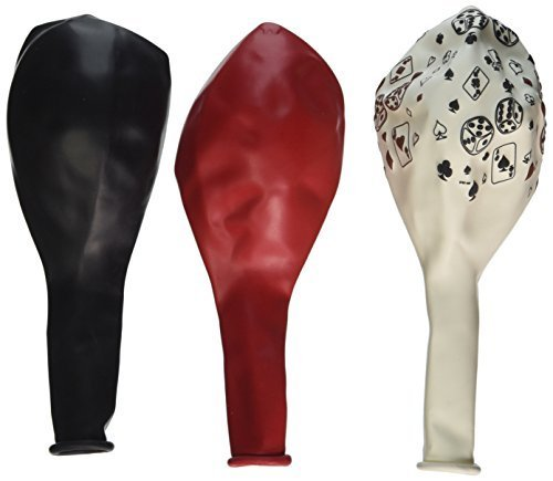12-latex-balloons-casino-poker-birthday-party-supplies-decoration-red-black-card-by-lgp