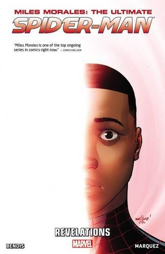 MILES MORALES ULTIMATE SPIDER-MAN 02 REVELATIONS
