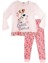 La Vida Secreta de tus Mascotas - Pijama para niñas