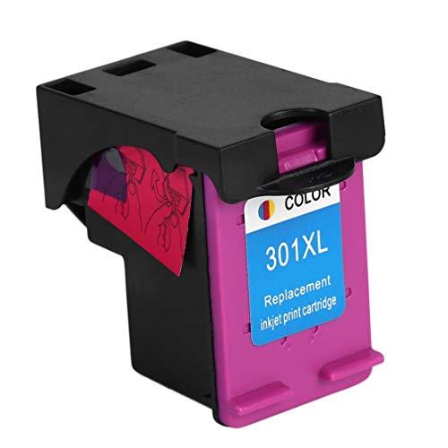 LouiseEvel215 Tintenpatronen-Alternative für HP 301XL Deskjet 1050 2050 2050s 3050 für Envy 4500 4502 4504 5530 5532 5539 stampante