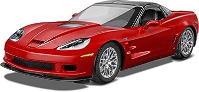Revell-Monogram Kit voiture miniature en plastique Corvette ZR1 1:25
