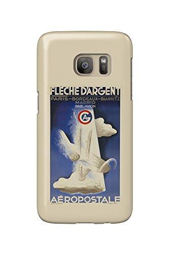 fleche-dargent-aeropostale-vintage-poster-artist-a-m-cassandre-france-c-1929-galaxy-s7-cell-phone-ca