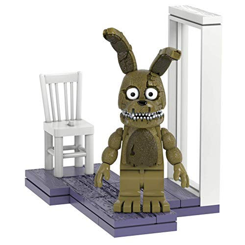 FIVE NIGHTS AT FREDDY'S McFarlane Toys Fun with Plushtrap Micro Construction Set