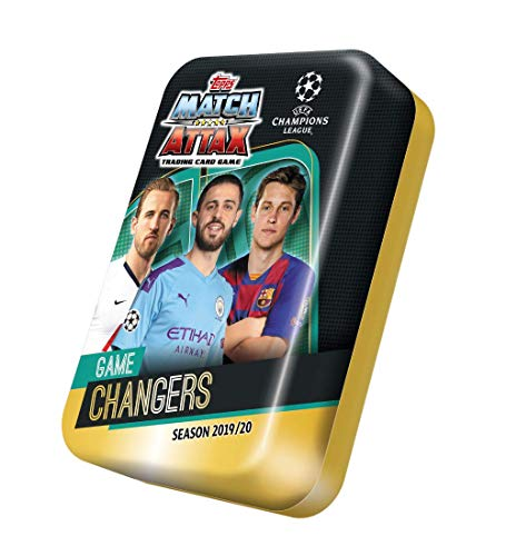 Topps Match Attax 2019/20 Trading Card Mega Tin