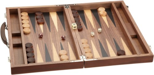 Philos 1137 - Backgammon Zante, medium, Koffer -