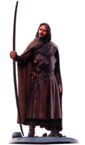 Lord of the Rings Señor de los Anillos Figurine Collection Nº 79 Damrod 1
