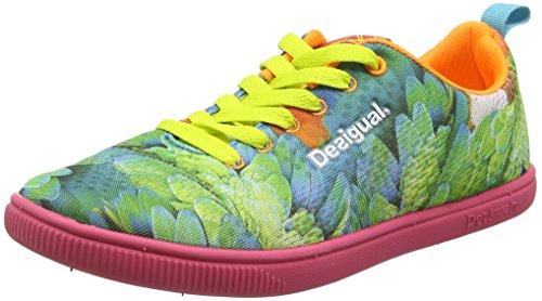 Desigual Shoes_Candem WL, Scarpe Sportive Indoor Donna, Blu (Azul AGATA5026), 37 EU