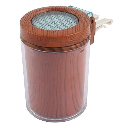 sourcingmap-auto-kfz-holzmaserung-led-licht-lampe-aschenbecher-zigarette-ash-becherhalter