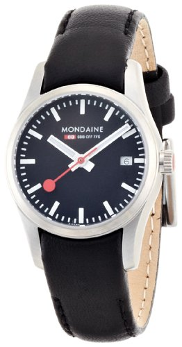 Mondaine - A629.30341.14SBB - Montre Femme - Quartz - Bracelet Cuir