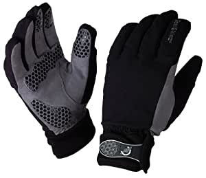 Seal Skinz All Weather Cycle Gloves - Black, Large