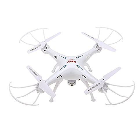 Syma X5SW/X5SW-1 Upgraded Version of X5C Explorers RTF Drone RC Airplane Flight UFO - 2.4GHz 6 Axis 4 Channel 3D FPV Quadcopter