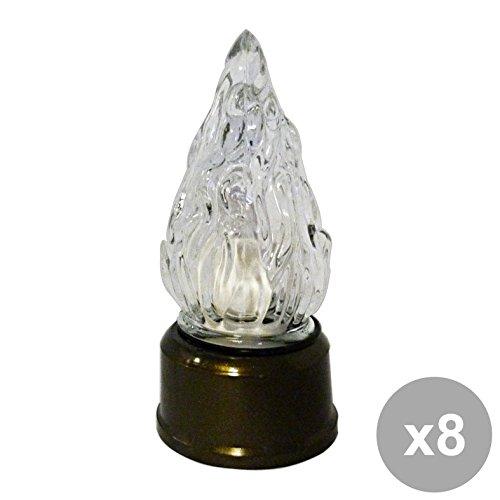 set-8-lumino-elettrico-vetro-annuale-fiamma-el-bro-candele-e-profumatori