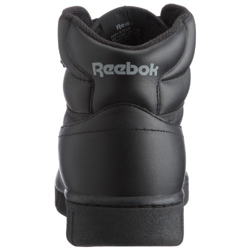 Reebok - Ex-O-Fit Hi, Sneakers unisex Nero (Black)