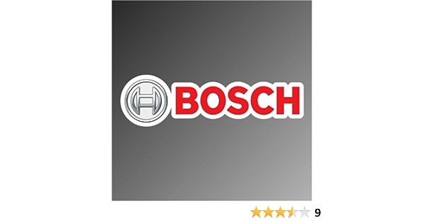 Graphic Lab Aufkleber Sticker Bosch Auto Rally Formula 1 Racing Decal Sticker Küche Haushalt