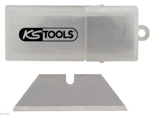 Preisvergleich Produktbild KS-Tools 907.2164 Trapezklingen für Profi Klappmesser, 97 mm