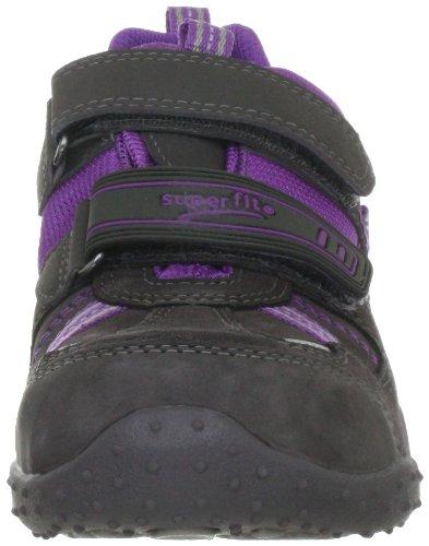 Superfit Sport 2 90022506, Chaussures basses fille Gris-TR-E4-13