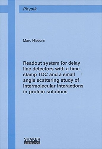 readout-system-for-delay-line-detectors-with-a-time-stamp-tdc-and-a-small-angle-scattering-study-of-