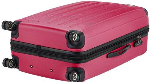 Shaik 7204053 Trolley Koffer, 80 Liter, Pink -