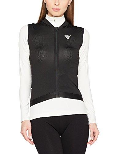 Dainese Damen Skiprotektor Protektorweste Soft Flex Hybrid, Black, S, 4879949_001_S