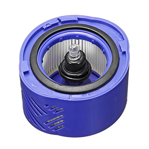 ChaRLes Postfilter Ersatz Für Dyson V6 Hepa Staubsaugerreiniger Hepa Filter Post Motor Filter Assembly -