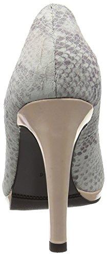 Giudecca Jycx1226-ab6, Escarpins femme gris (MS4 M gray)