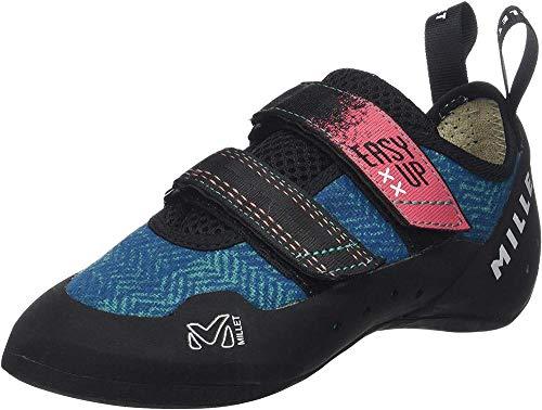 MILLET LD Easy UP, Chaussures d'escalade Femme, Bleu (Bleu Pool Blue), 38 2/3 EU
